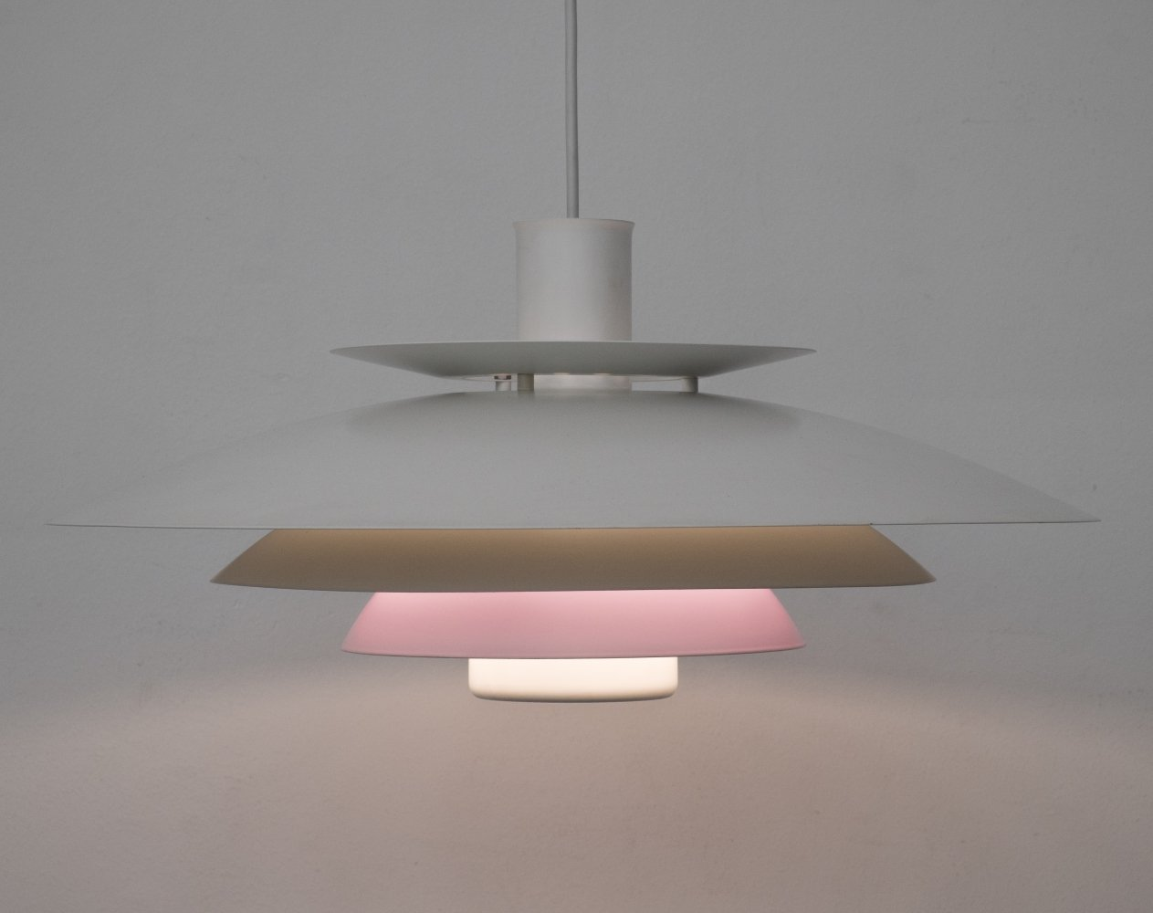Hanging lamp by Form Light, Denmark 1980s