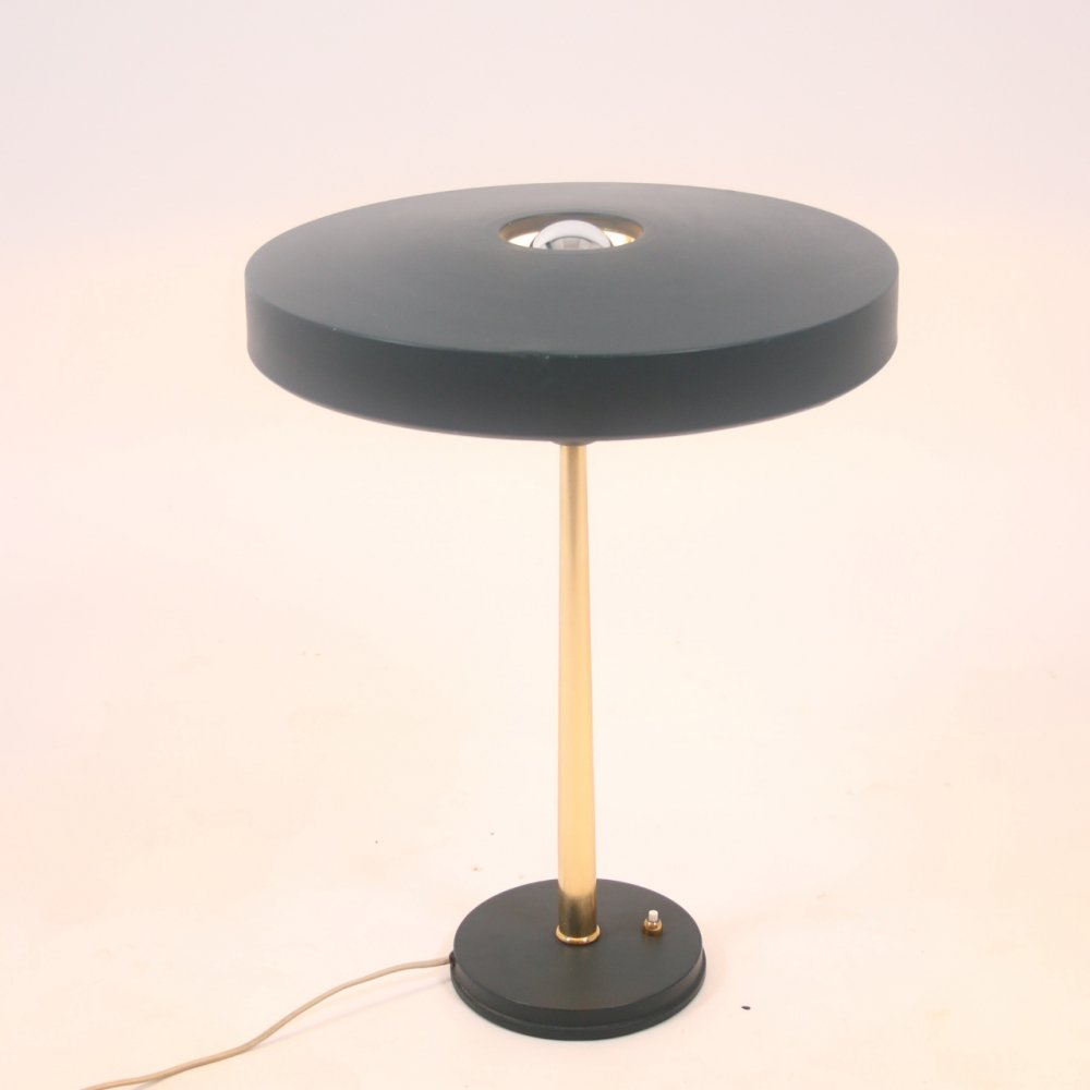 Louis Kalff Timor Table Lamp by Philips, 1950s