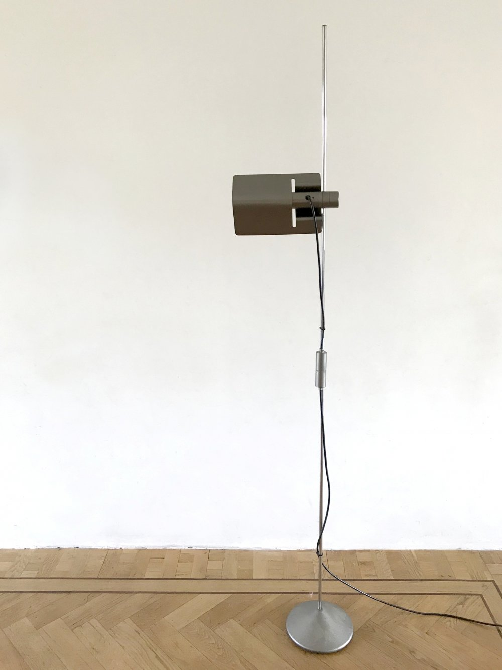 Extremely rare floor lamp by Barbieri & Marianelli for Tronconi, 1970
