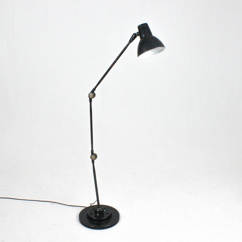 3 arms floor lamp, Italy 1960s