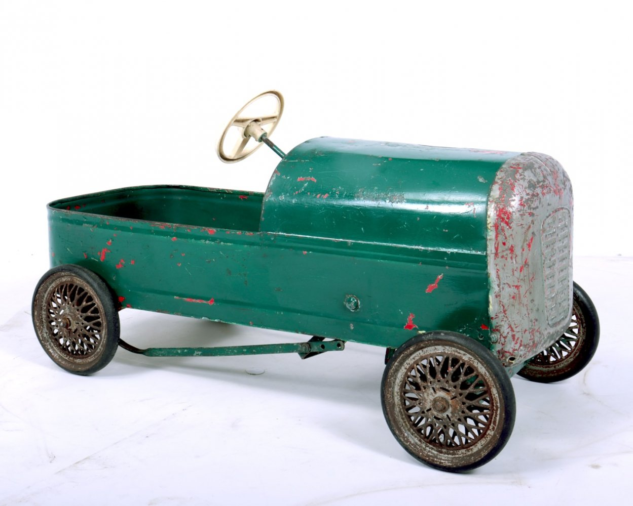 Vintage DUKE Pedal Car by Triang, c1950