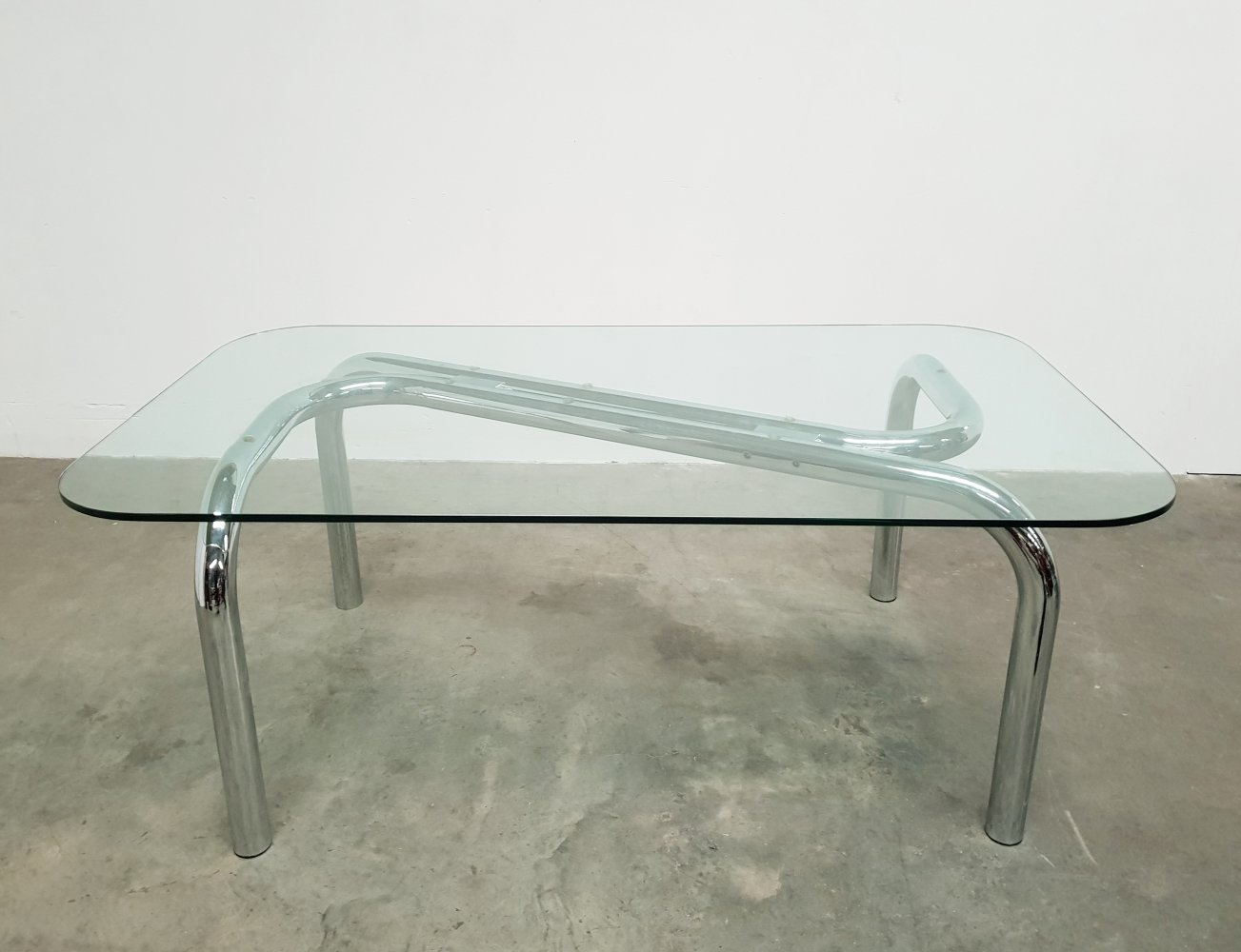 Dining table/desk by Guido Faleschini, 1970s
