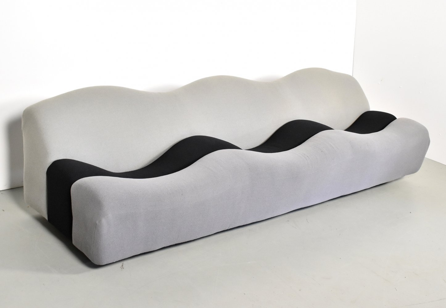 ABCD 3-Seater sofa by Pierre Paulin for Artifort, 1960s