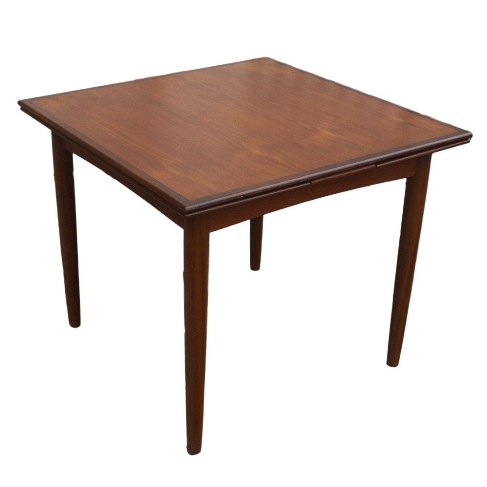 Poul Hundevad dining table, 1960s