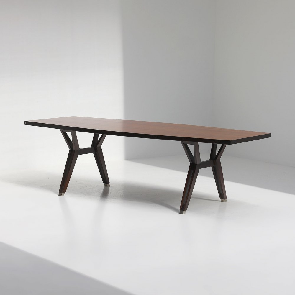 Dining / conference table by Ico & Luisa Parisi, 1950s
