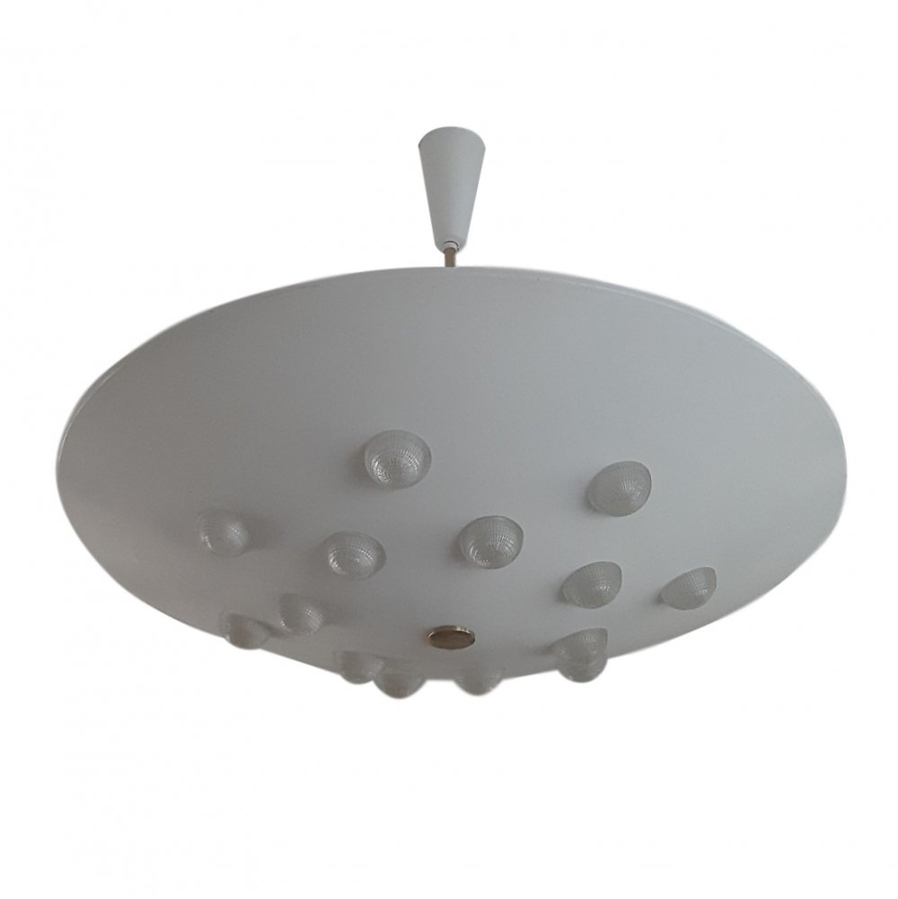 Ceiling lamp by Gino Sarfatti for Stilnovo, 1940s