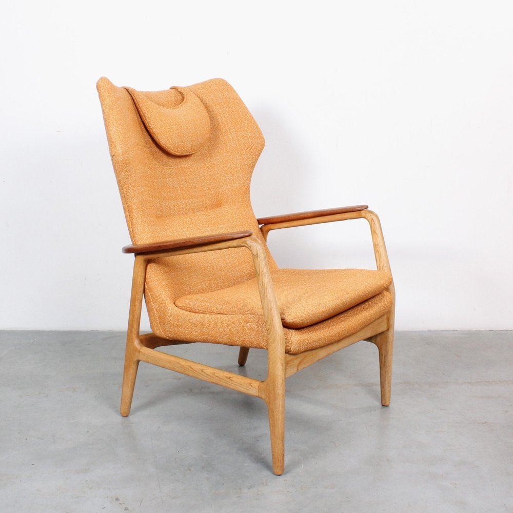 Arm chair by Aksel Bender Madsen for Bovenkamp, 1960s