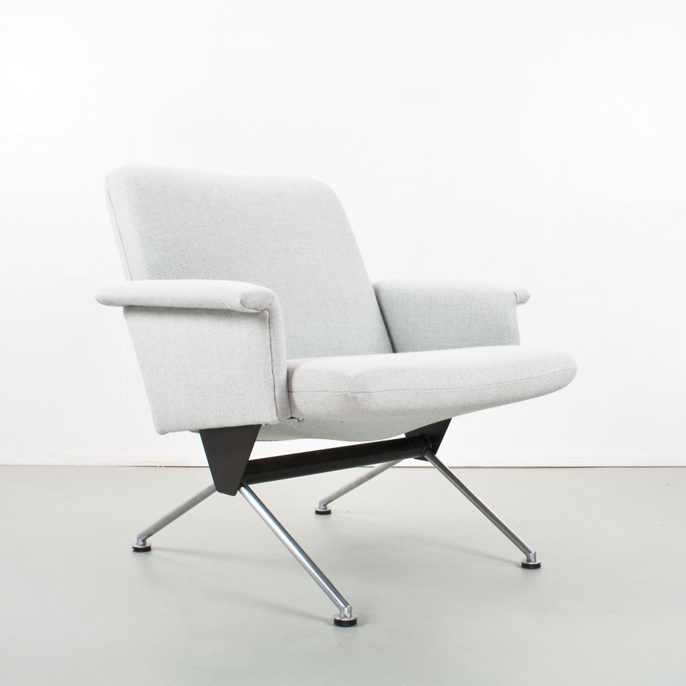 Cordemeyer 1432 executive chair in grey, 1961