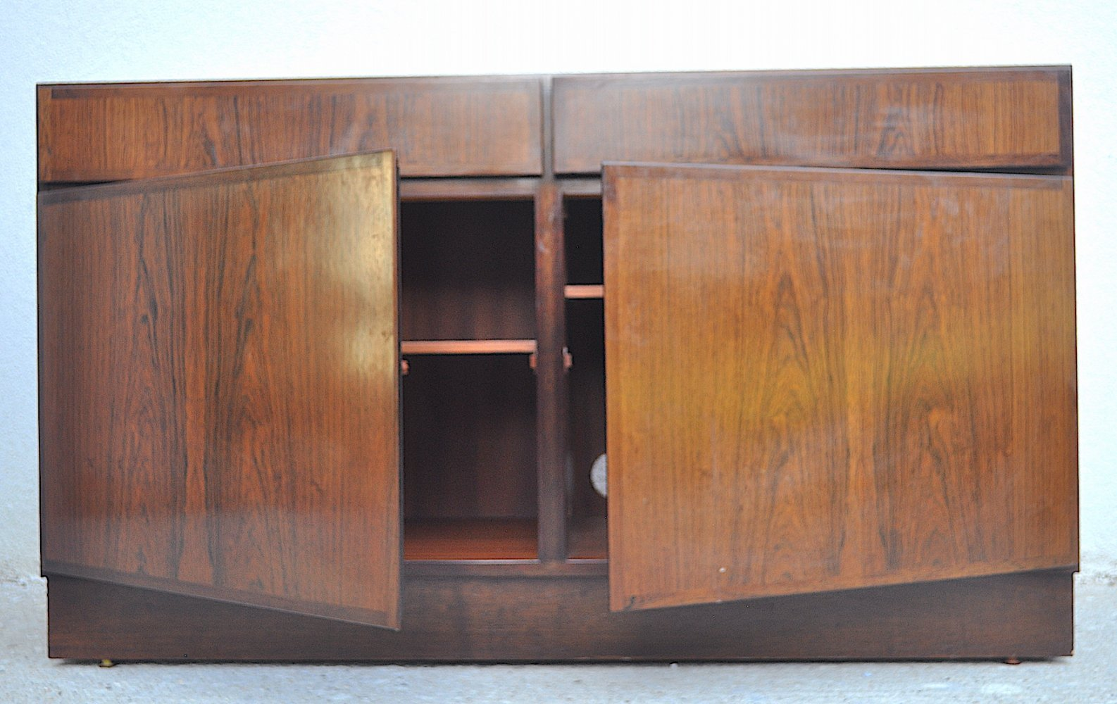 Rosewood Cabinet by Omann Jun, 1960s