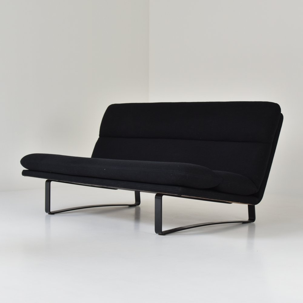 C683 loveseat by Kho Liang Ie for Artifort, The Netherlands 1968