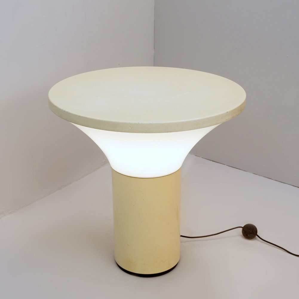 Light Cocktail Table, Italy 1970s