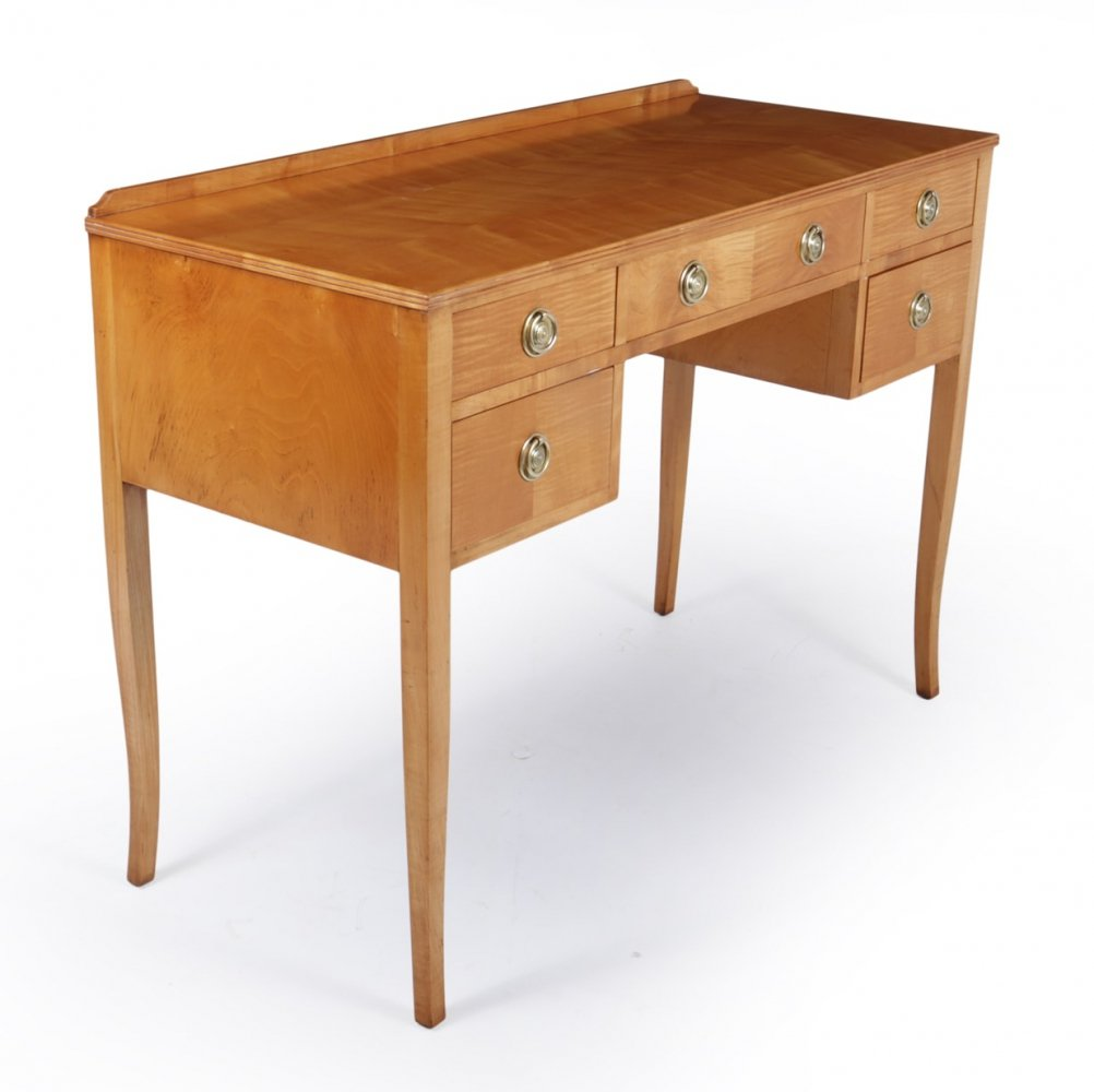 Dressing Table in Satin Birch, c1950