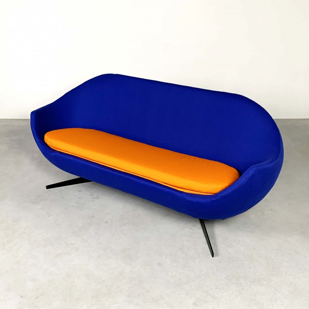 Rare Globe Series Sofa by Pierre Guariche for Meurop, 1960s