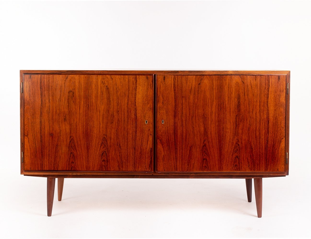 Mid century Danish Hundevad & Co rosewood sideboard by Carlo Jensen, 1960