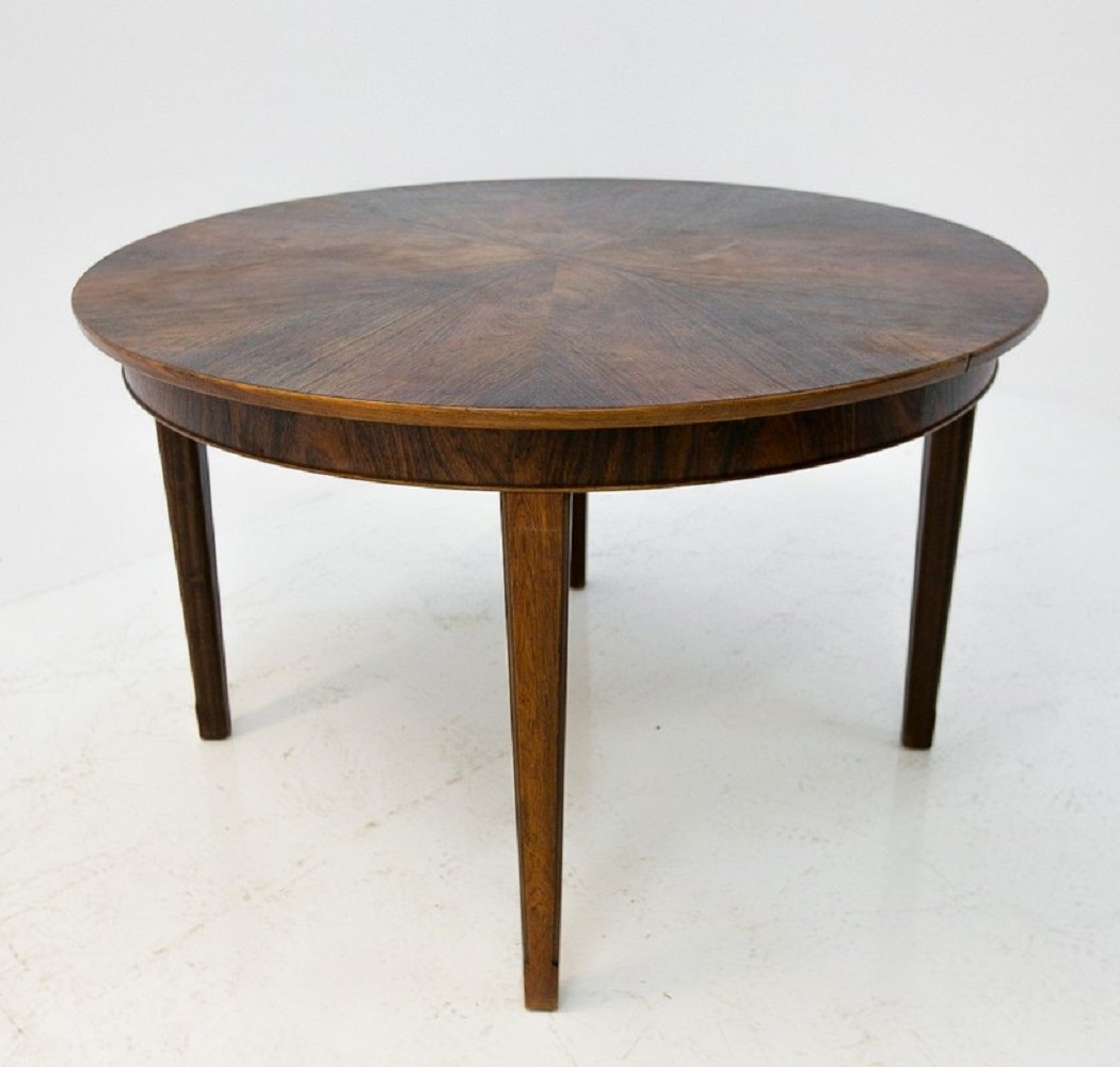 Danish Dining Table in Rosewood, 1960s