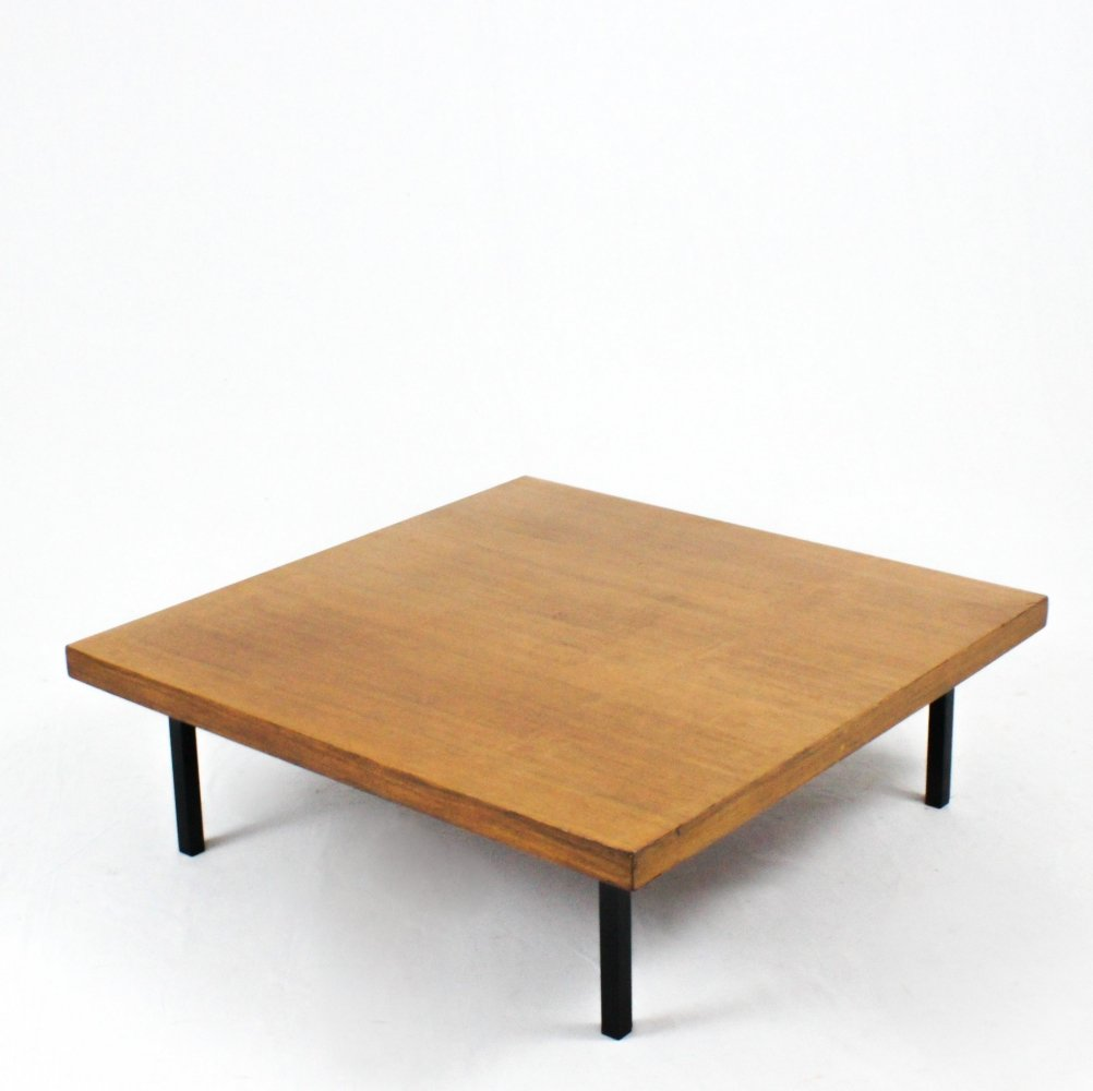 Squared coffee table from Kho Liang Ie for Artifort, 1960