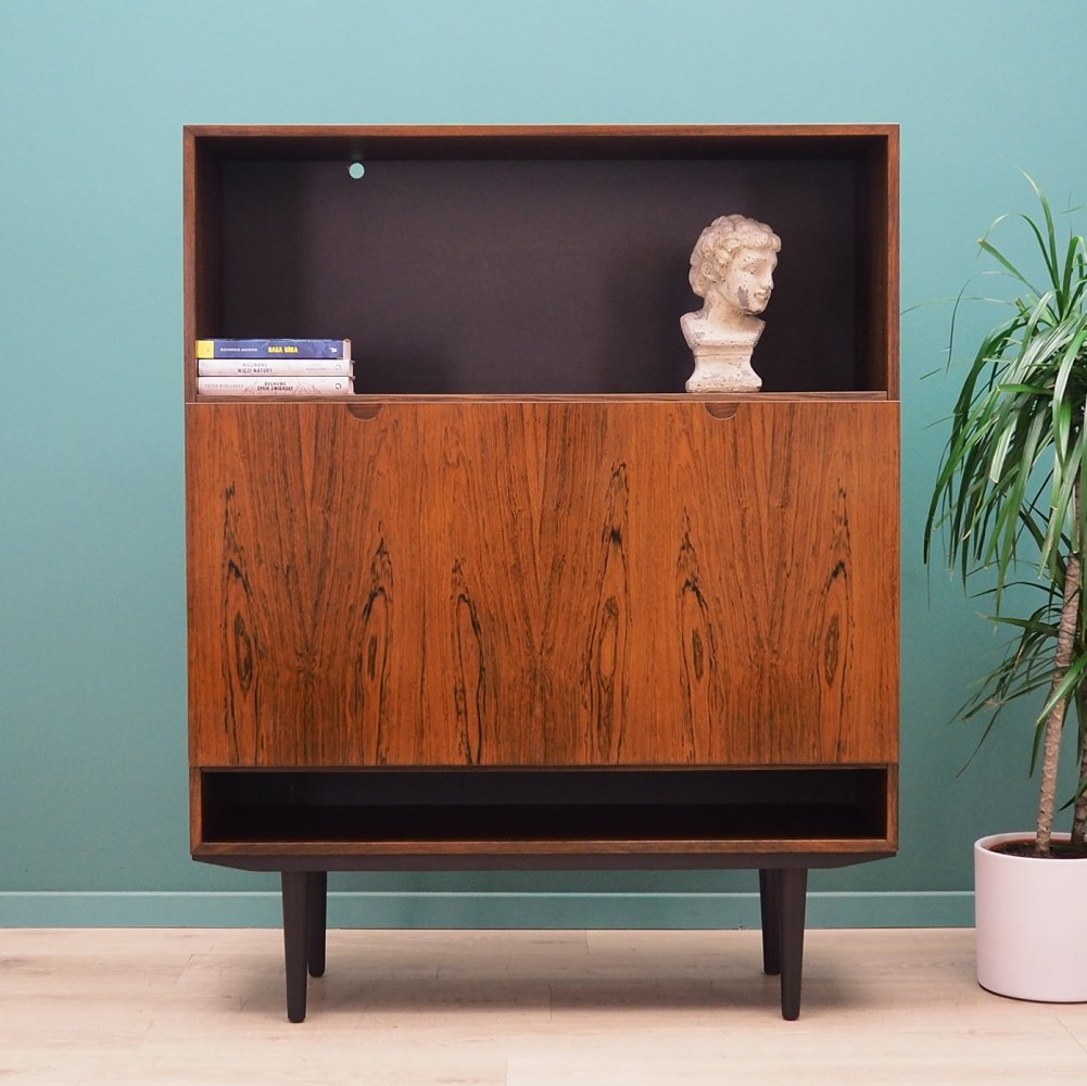 Rosewood Bookcase, 1970