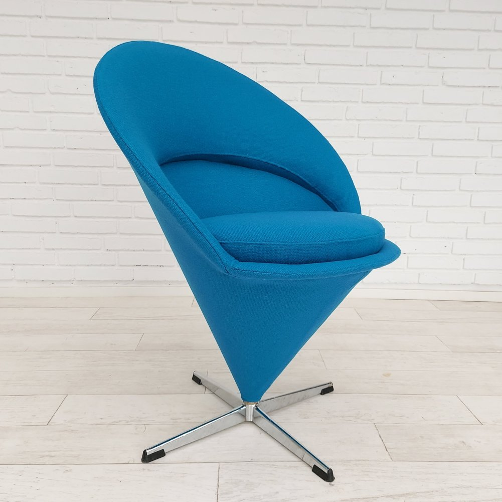 Cone chair by Verner Panton for Fritz Hansen, 1970s