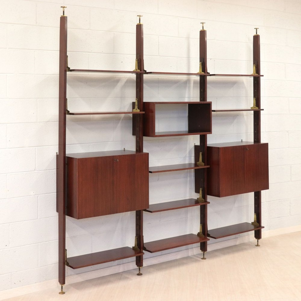 1960s Italian design Bookcase
