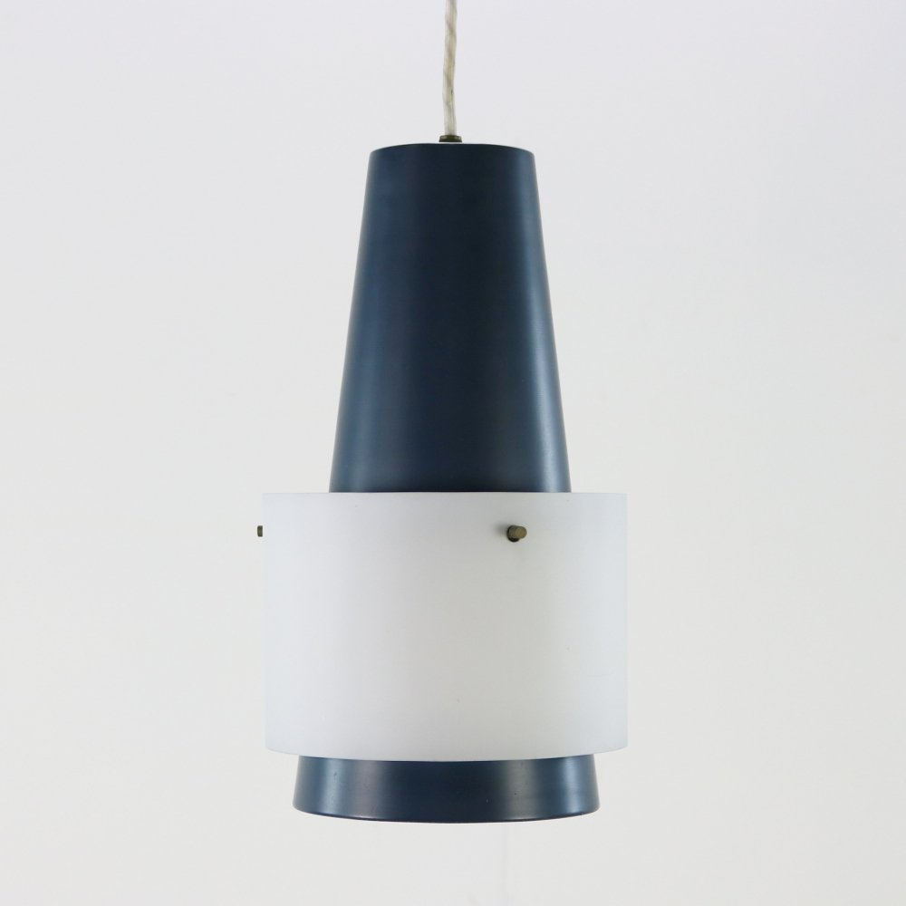 NT28 E/00 hanging lamp by Louis Kalff for Philips, 1950s