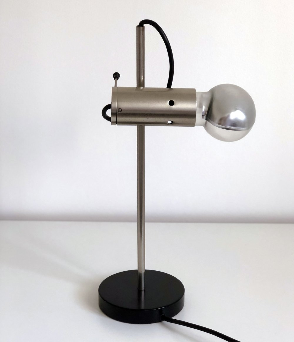 Table Lamp 251 by Tito Agnoli for Oluce, 1955