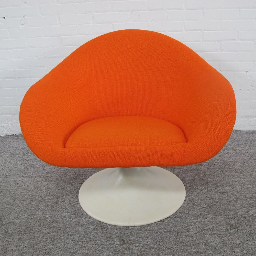 Vintage lounge chair by Rohe Noordwolde, 1960s