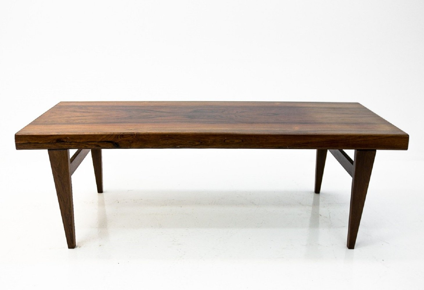 Rosewood Danish coffee table, 1960/70