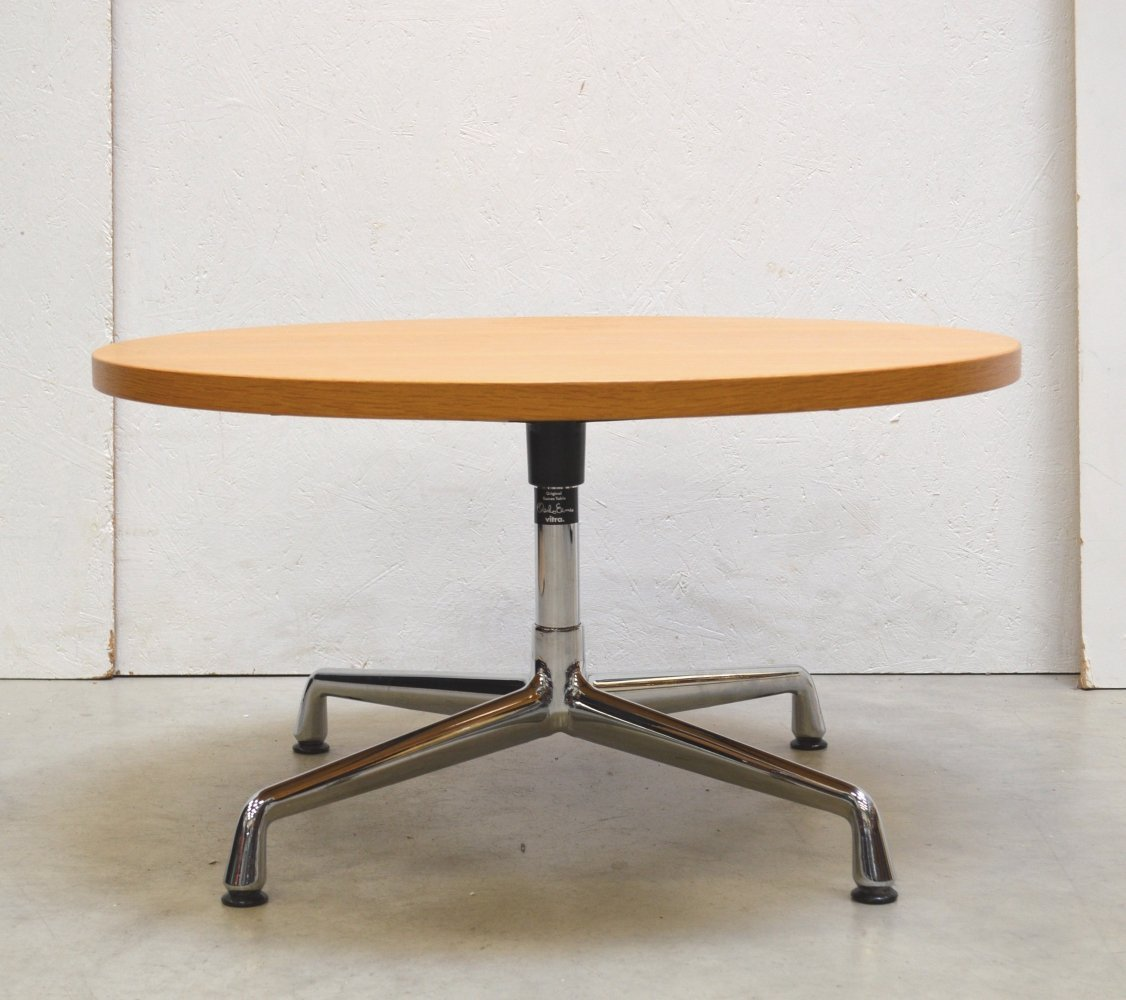 4 x coffee table by Charles & Ray Eames for Vitra, 1990s