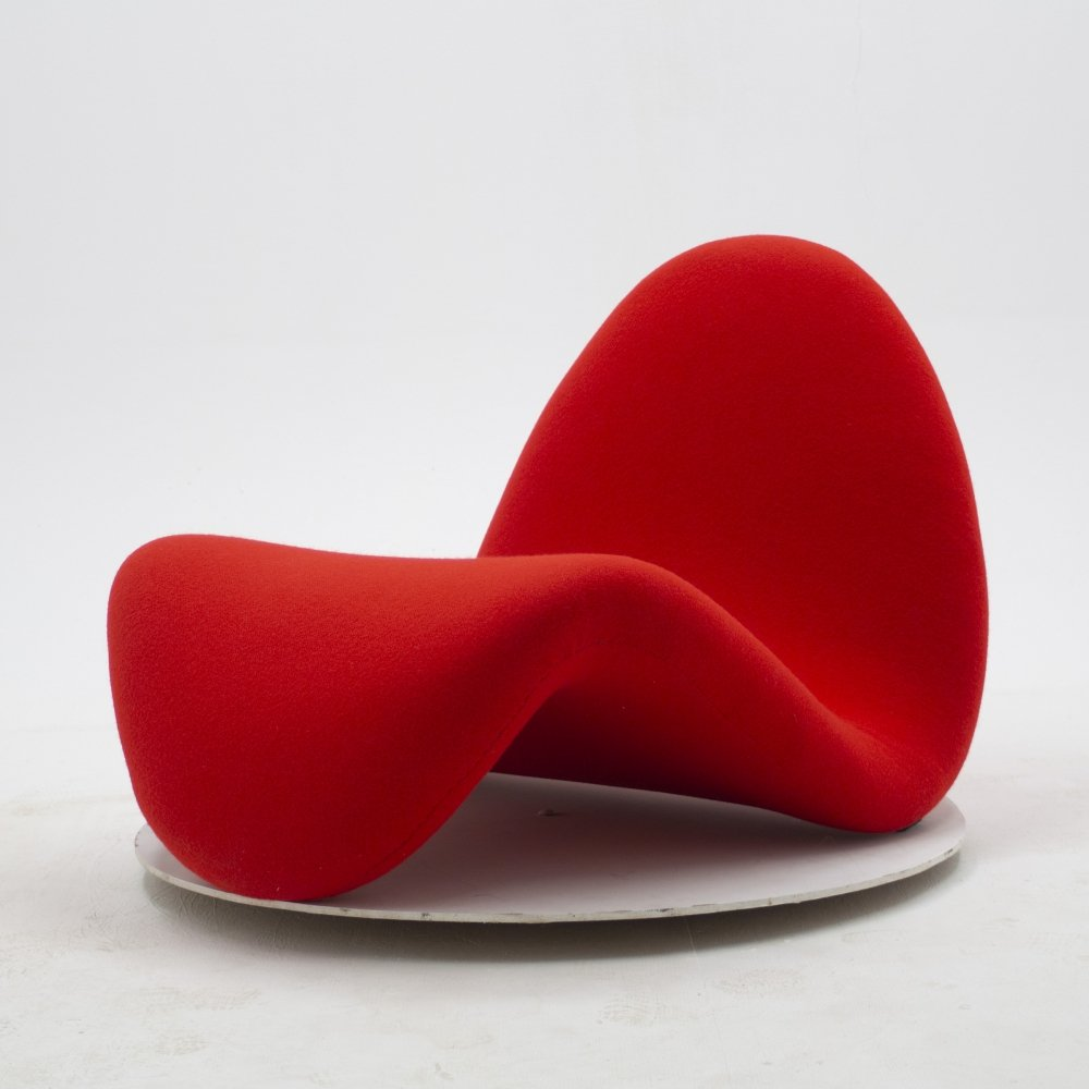 Artifort Tongue F577 chair by Pierre Paulin