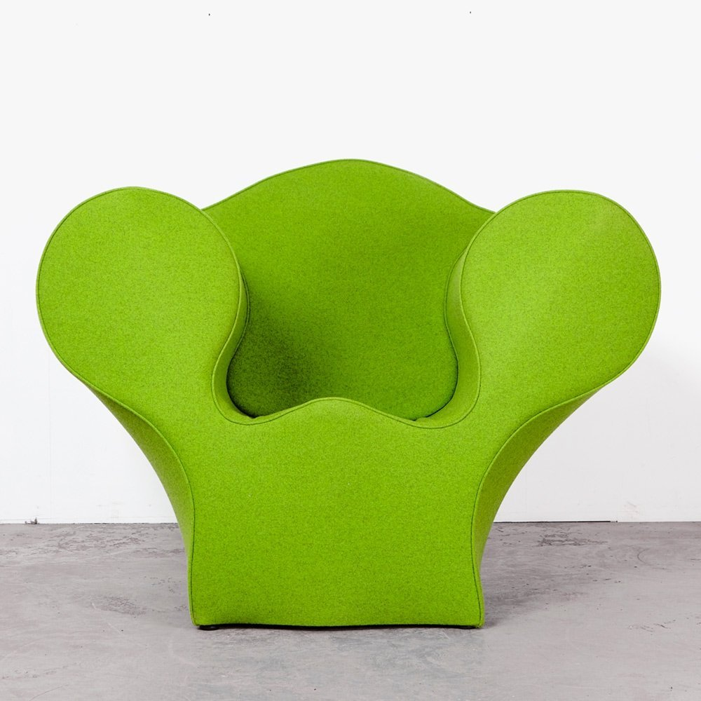 Ron Arad Soft Big Easy chair for Moroso, Italy 1988