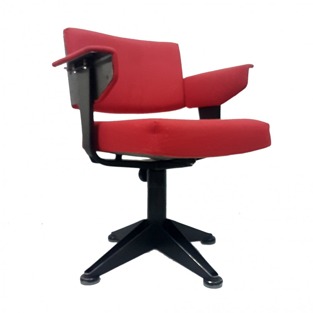 First edition Revolve office chair by Friso Kramer, Netherlands 1965