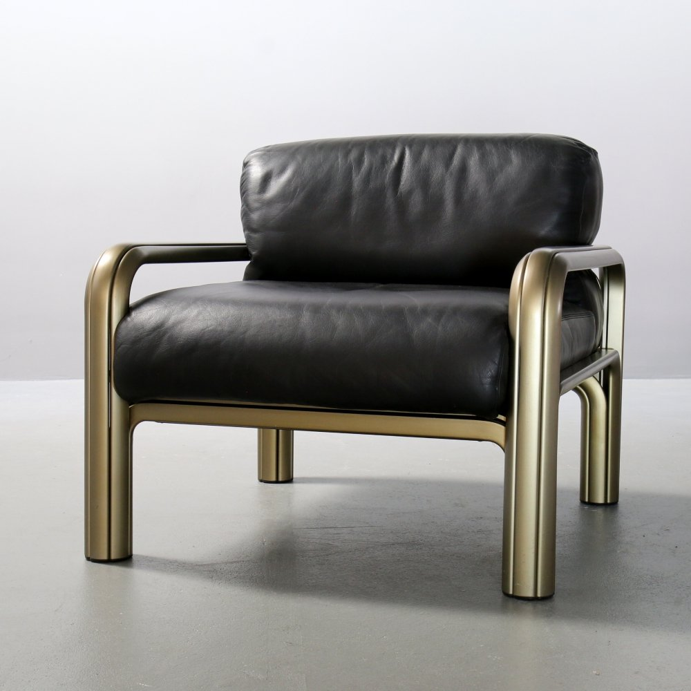 Lounge Chair by Gae Aulenti for Knoll