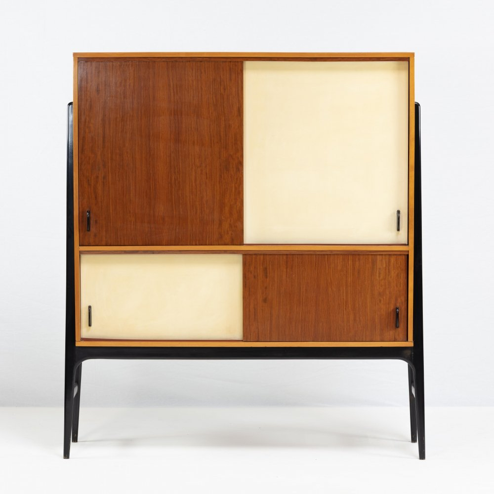 Large high board by Alfred Hendrickx for Belform, 1950s