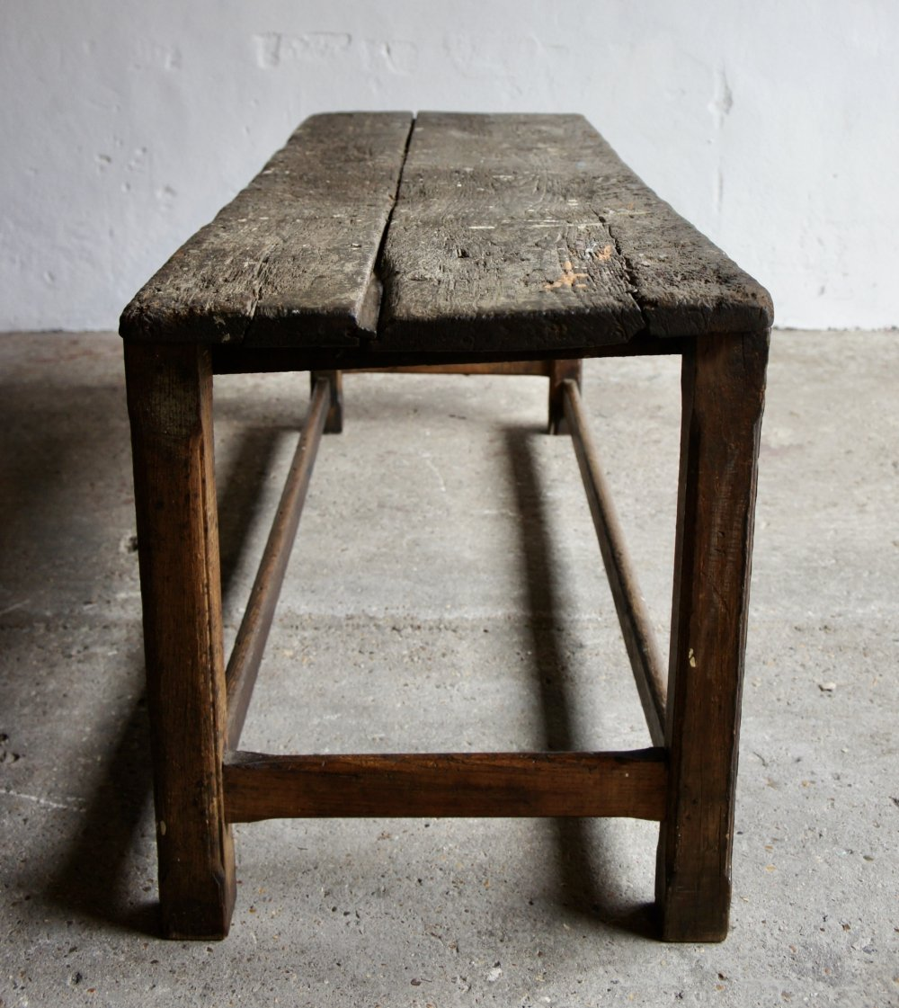 Rustic Low Table, 1930s