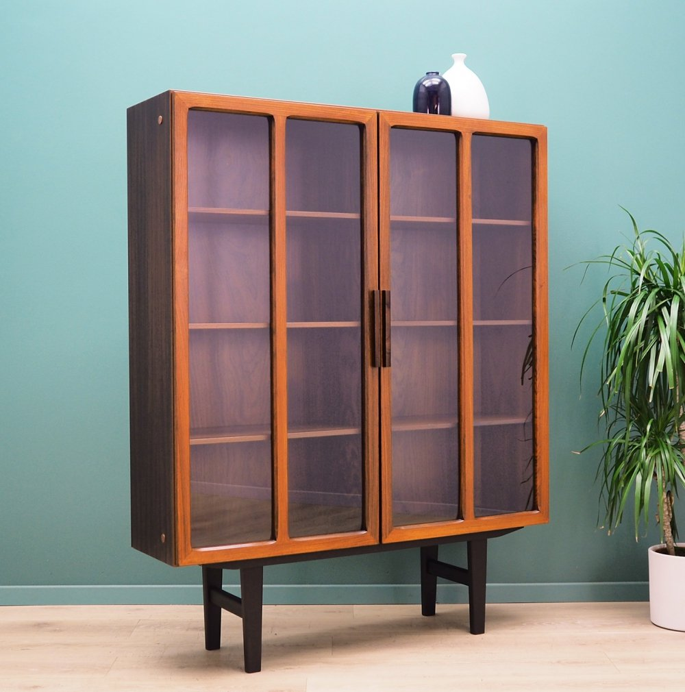 Danish design Bookcase in rosewood by Ib Kofod Larsen for Faarup, 1960s
