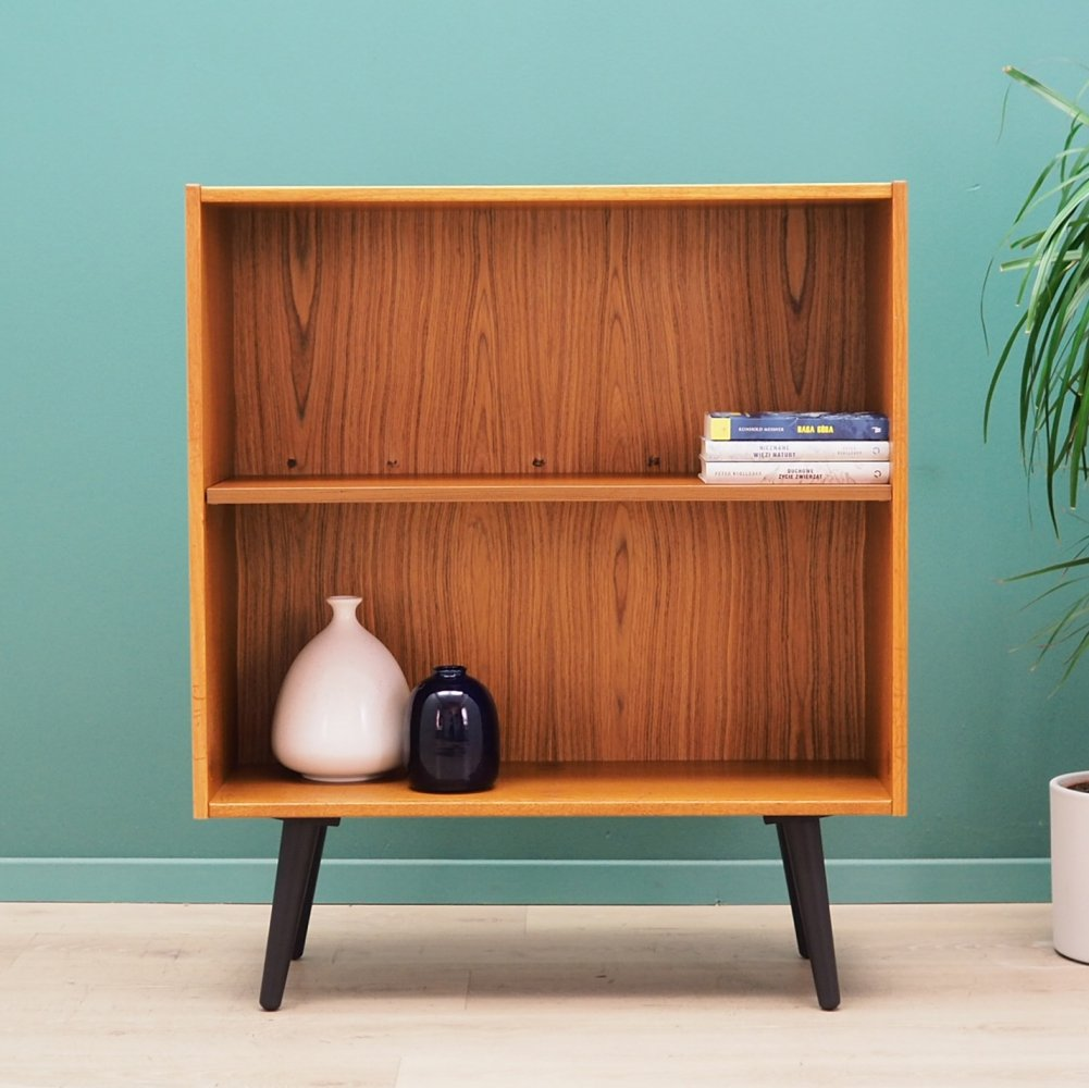 Danish design Bookcase in teak by Denka, 1970s