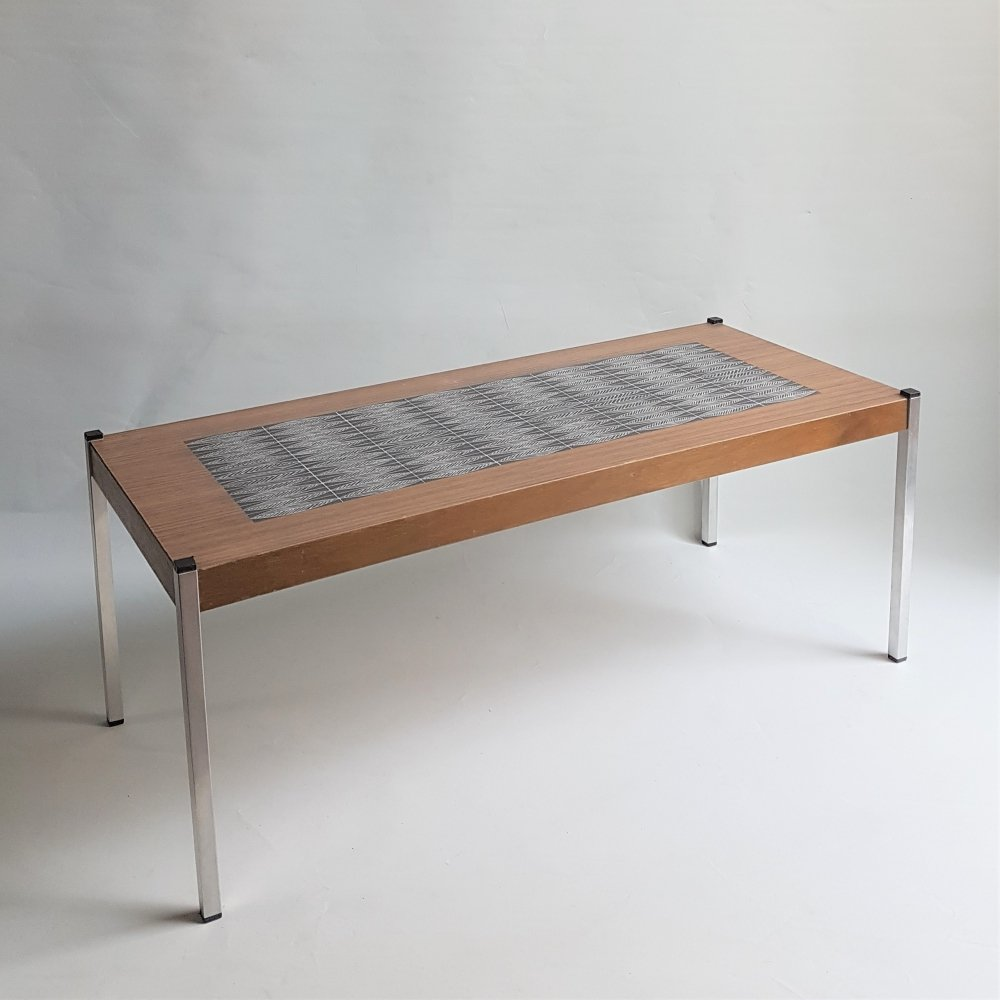 Vintage coffee table by OPAL, 1960s