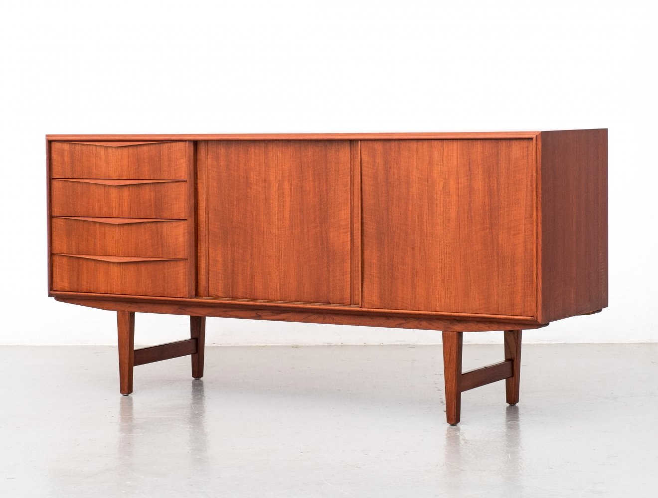 Sideboard by E.W. Bach for Sejling Skabe Denmark, 1960s