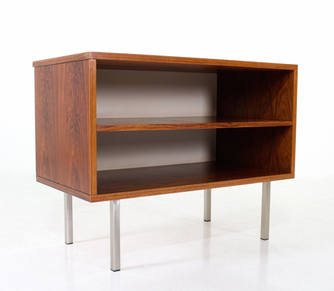 Low sideboard / T.V. cabinet in rosewood by Alfred Hendickx for Belform, 1960