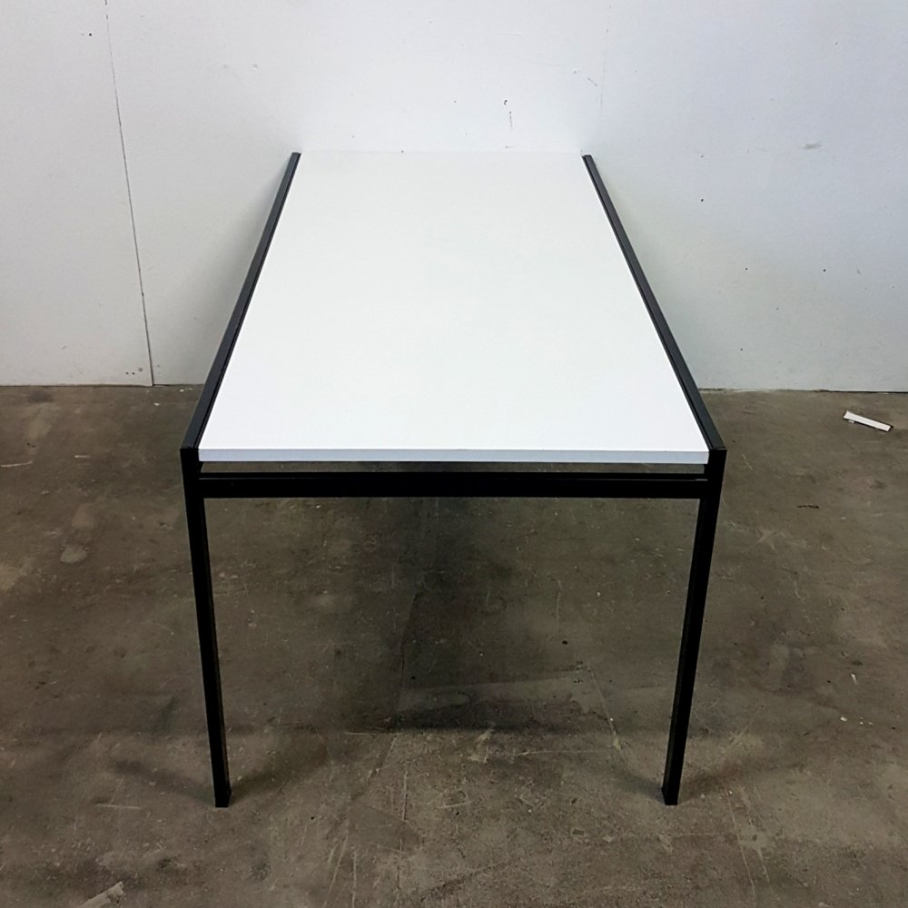 Japanese series extendable dining table by Cees Braakman for Pastoe, 1950s
