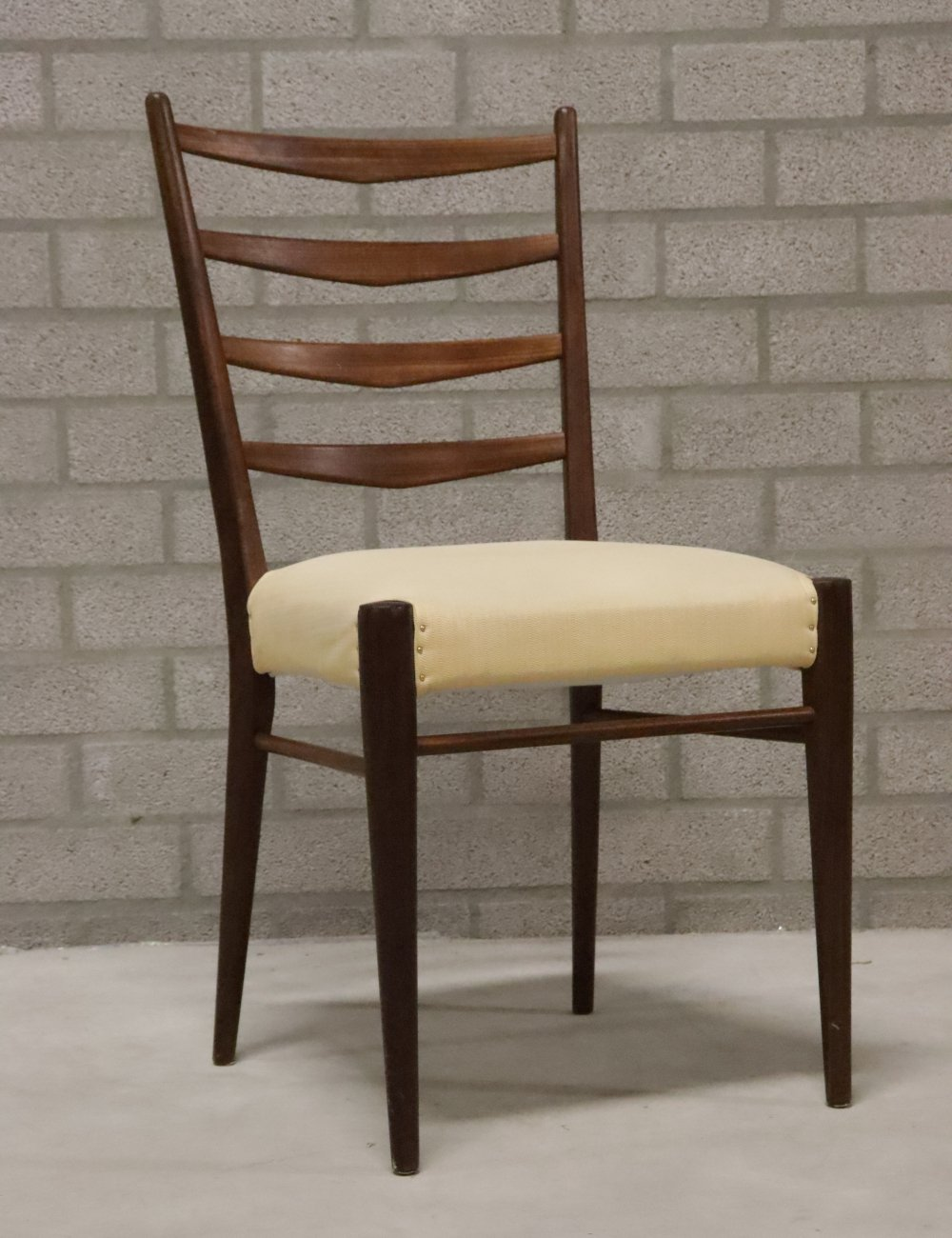 Set of four CB09 dining chairs by Pastoe, 1960s
