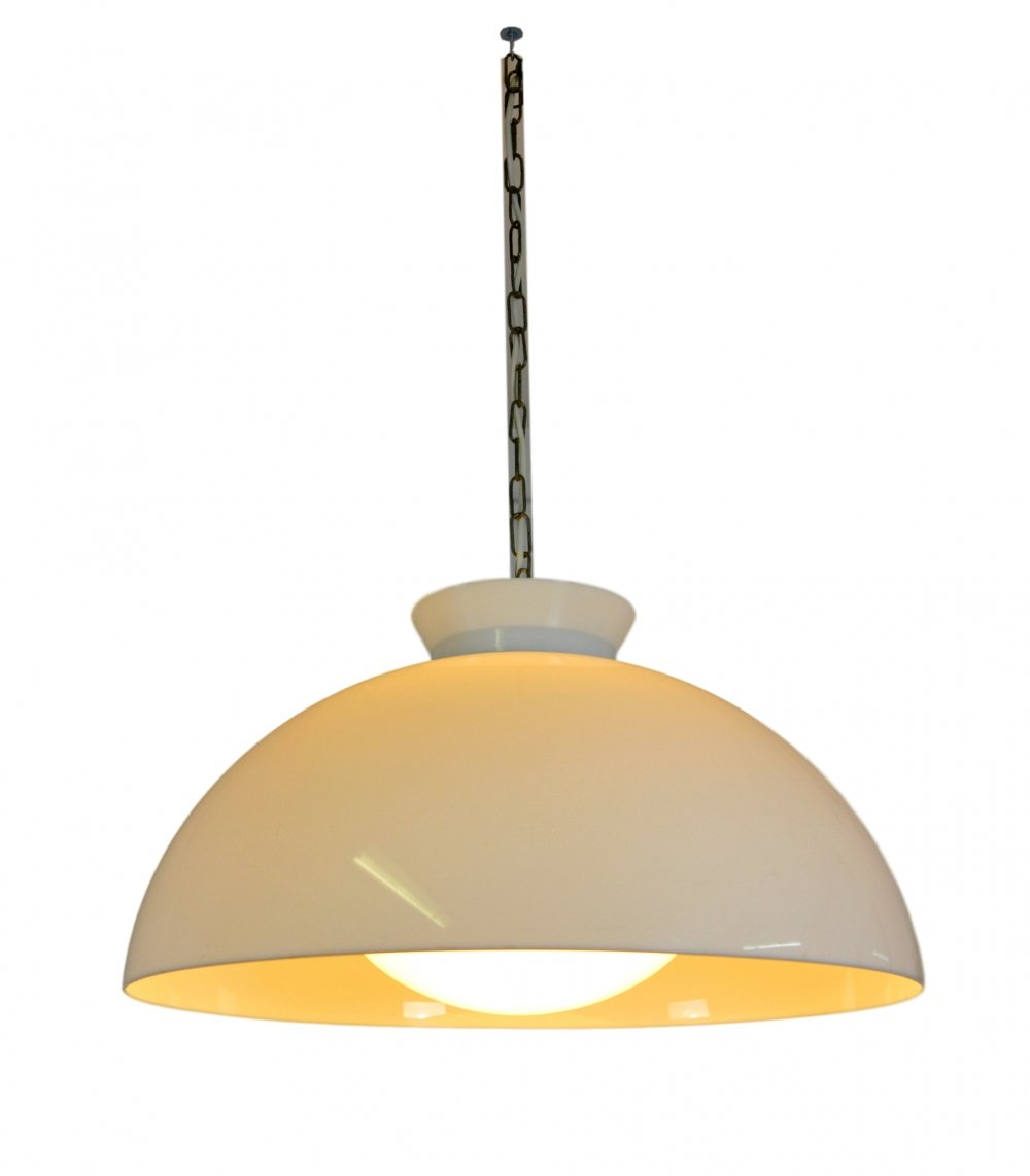 KD6 pendang lamp by Achille & Pier Giacomo Castiglioni for Kartell, 1960