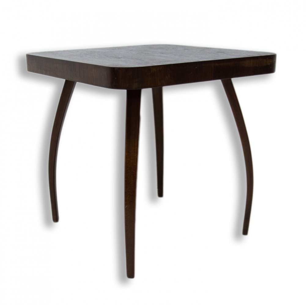 Spider table H-259 by Jindřich Halabala, 1930s