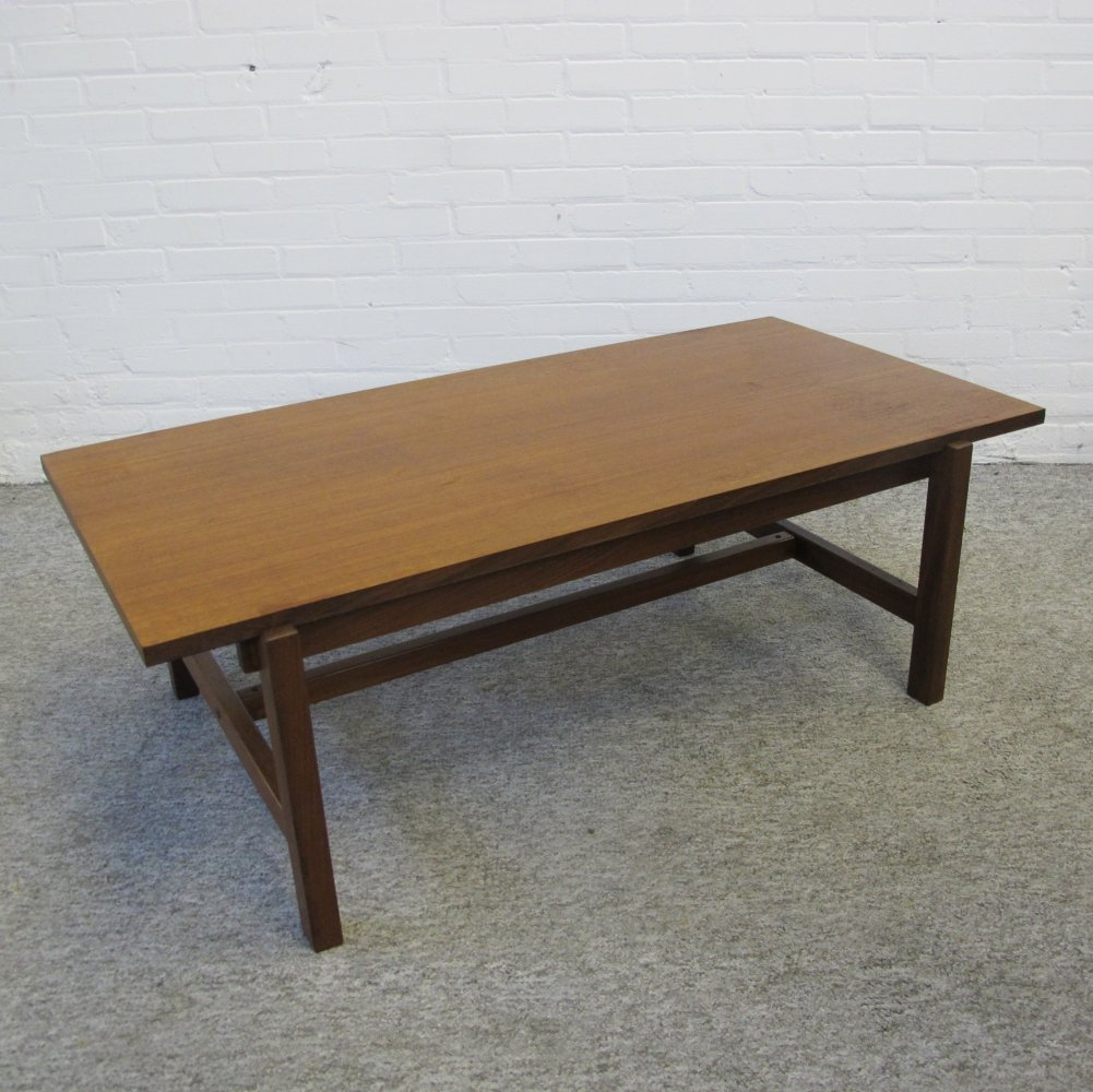 Vintage TH08 coffee table by Cees Braakman for Pastoe, 1960s