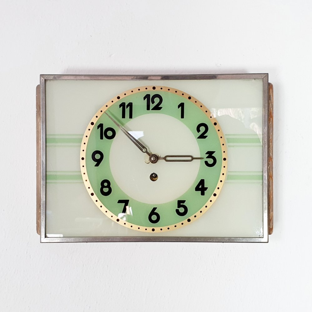 Wall clock by Kienzle, 1960s