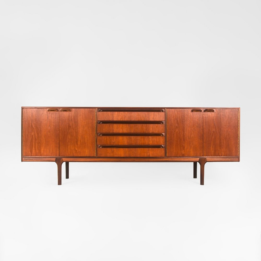 Mid-Century Dunbar sideboard in teak by Tom Roberston for Mcintosh A.H. & Co