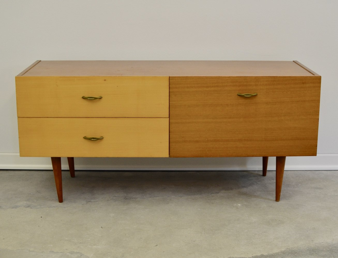 Sideboard with drawers, 1960s