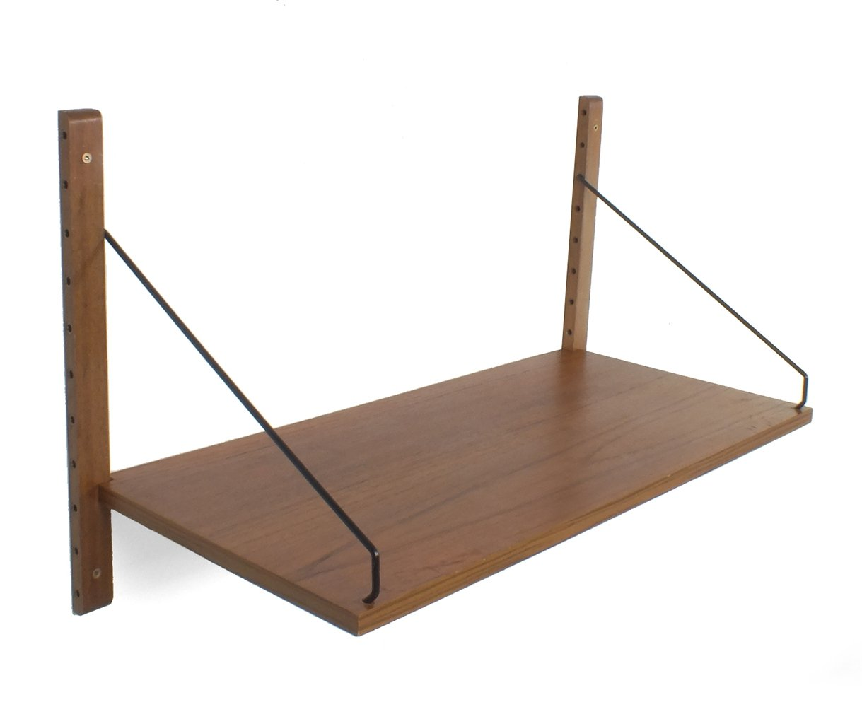 Royal system writing shelf by Poul Cadovius for Cado, 1950s