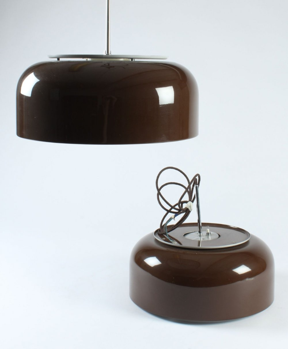 2 x Knubbling hanging lamp by Anders Pehrson for Ateljé Lyktan, 1970s