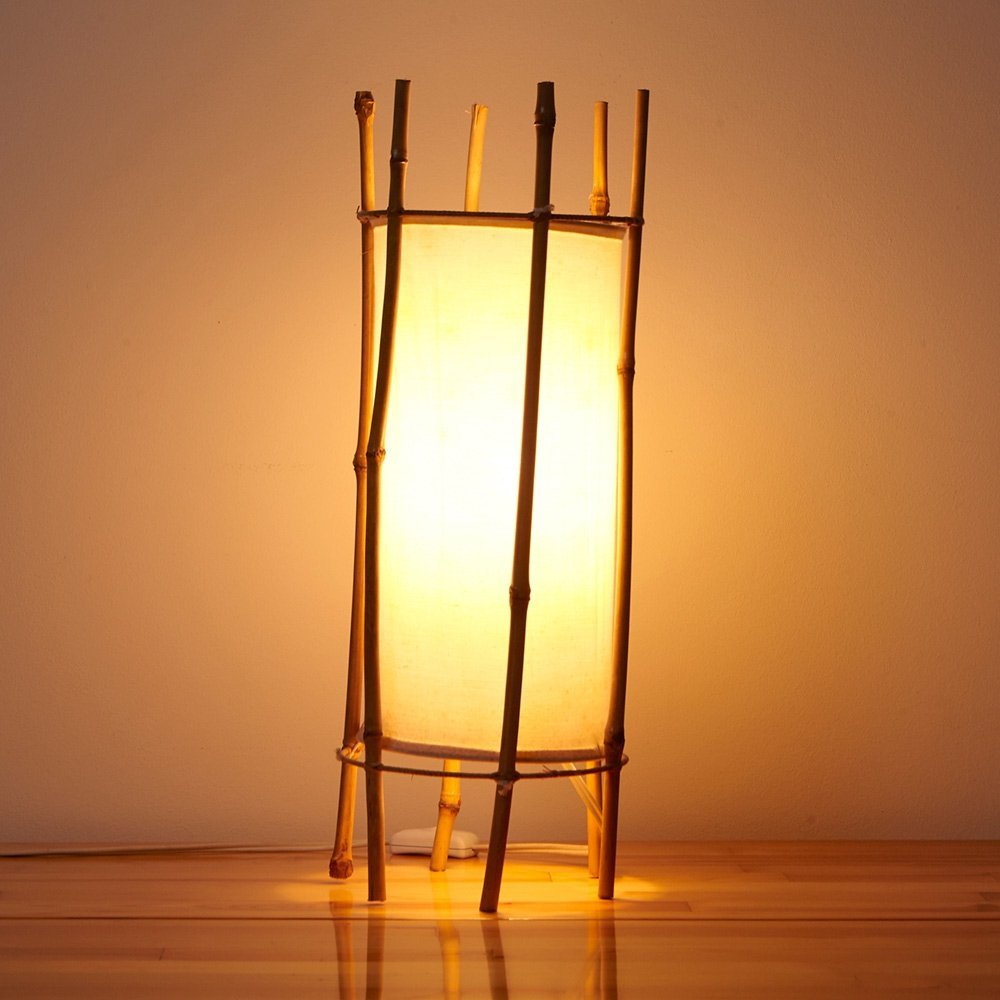 Louis Sognot Table Lamp, France 1960s